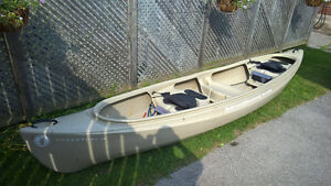 14ft Mad River Canoe