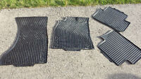 Genuine Audi A4 All Weather Mats