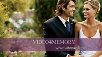 Starts at $100/hr: H-Quality Wedding Photography and Videograph