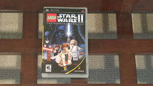 Star Wars 2 The Original Trilogy for Sony PSP