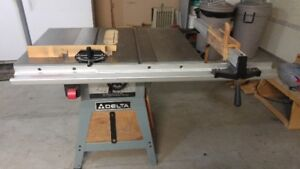 DeltaTable Saw