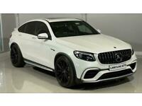 2018 Mercedes-Benz GLC CLASS 4.0 GLC63 V8 BiTurbo AMG S (Premium) SpdS MCT 4MATI