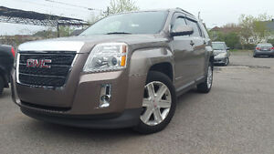 2011 GMC Terrain SLT Ecotec 4 cyclindres 11800$ negotiable
