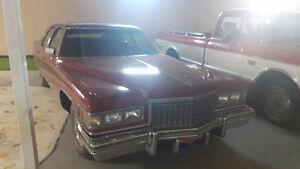 1976 Cadillac Talisman