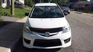 2008 Mazda Mazda5 GS Minivan, Van West Island Greater Montréal image 5