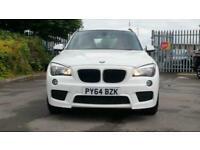 2014 BMW X1 xDrive 25d M Sport 5dr Step Auto Estate diesel Automatic