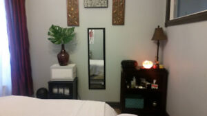 Therapy Room For Rent in Downtown Brampton Wellness Centre