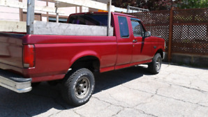 Ford f150.4by 4