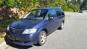 2003 Mazda MPV lx Minivan, Van