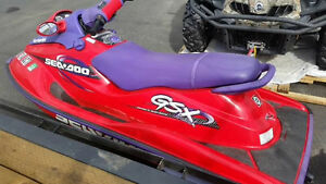 Stolen seadoo from Collage Lake