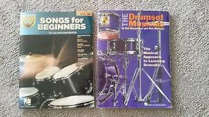 Beginner Drum Books
