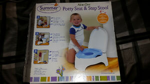 Potty step or stool
