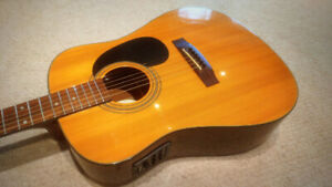 Takamine Jasmine S36 Acoustic Electric - $175