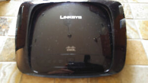 Modem Cisco Linksys Wireless wrt160n