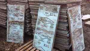 1/2 Price 2x4 STYROFOAM Blue sheets of Insulation London! London Ontario image 4
