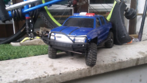 Scx10 rock crawler