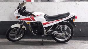 1987 HONDA CBX 250