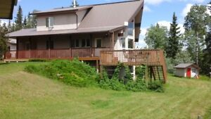 Farm for sale in north central BC