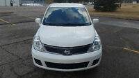 2011 Nissan Versa S Hatchback One Owner Accident Free Low KM,s
