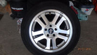 """17"""" Mustang Rims Amazing condition"""