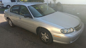 2002 Chevrolet Malibu Sedan  safety etested