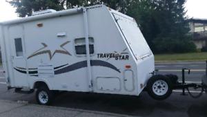 2004 TRAVEL STAR HYBRID TRAILER