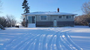 Airdrie Farm House For Rent