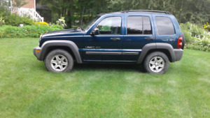 Jeep liberty 2002 automatique