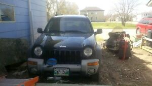 2004 Jeep Liberty Sport Edition - As Is (No Safety)