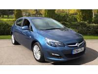 2014 Vauxhall Astra 1.6i 16V Excite 5dr Manual Petrol Hatchback
