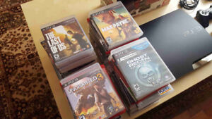 Sony PlayStation 3 + 49 games