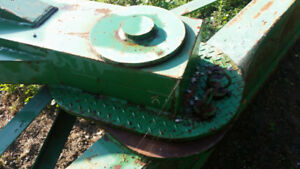3-Point Hitch Heavy Duty Blade