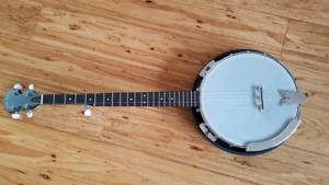 Perfect Condition Gold Tone Banjo