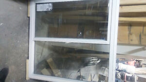 Brand New Jeld Wen 48x48 White sliding Window