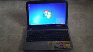 HDMI Acer Laptop with Intel Core i3 Processor, Webcamand Wireles
