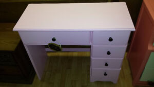 3 professionally painted desks.$ 129 each Kitchener / Waterloo Kitchener Area image 1