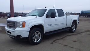 2012 GMC DENALI CREW CAB 4×4 PICKUP TRUCK-UP FOR AUCTION!