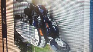 Moto gold wing 1500