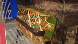 Hamster/mouse cages