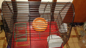 MICE,RAT,OR HAMSTER CAGE $25. Peterborough Peterborough Area image 3