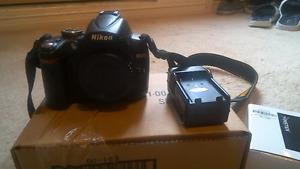 Trade Nikon DSLR for phone