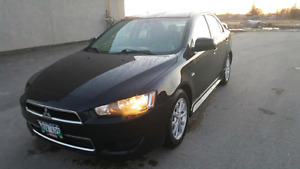 2013 mitsubishi lancer awd safetied