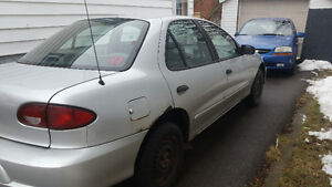 2002 Chevrolet Cavalier Sedan - $1200 OBO as is