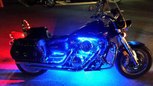 Custom LED Lighting for your Motorcycle