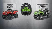ARCTIC CAT NO BRAINER SALES EVENT EXTENDED!!!