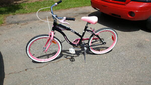 "Girls 20"" sportek bike"