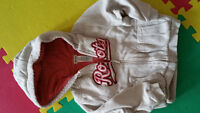 toddler girl Hoodie 5T Roots