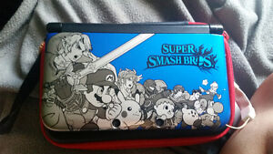 LIMITED EDITION Super Smash Bros 3DS XL