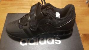 /!\ Adidas adipower powerlifting, crossfit, squat shoes 8.5US 42