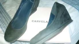 New Carvela court shoes